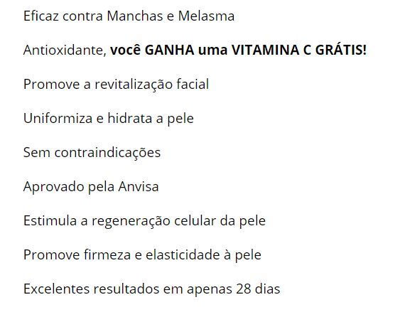 Melasma Clear beneficios 01